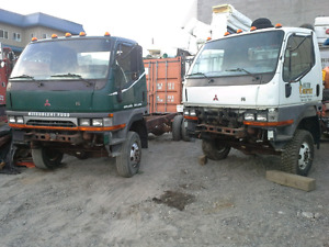 Mitsubishi Fuso. Fg 140. 4x4. Wanted running or not