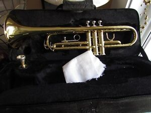 Trumpet - great for beginners