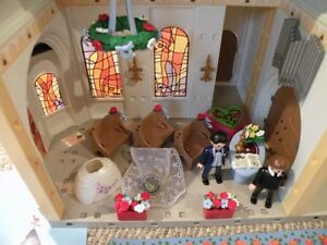 Playmobil 4296 wedding chapel