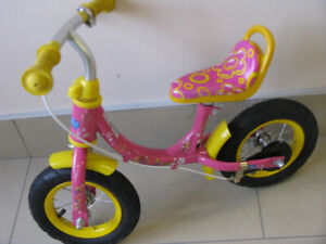 PUSH, WALK or LEARNING BIKE for your TODDLER,  A-1! 416-483-1730