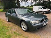 54 BMW 730 3.0 LPG GAS CONVERTED LOW 117K HISTORY SAME OWNER 8 YEARS PX SWAPS