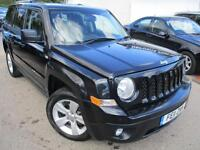 2011 JEEP PATRIOT CRD LIMITED 4X4 4X4 DIESEL