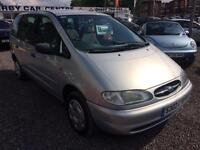 1998 FORD GALAXY 2.3 GLX 7 SEATER