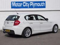 2010 60 BMW 1 SERIES 2.0 123D M SPORT 5D 202 BHP DIESEL