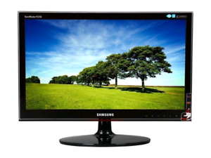 "SAMSUNG P2250 Rose Black 21.5"" 2ms(GTG) Widescreen LCD Monitor"