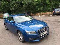 Summer Bargain and cheapest on the net £5799 OVNO 2008 Audi A5 2.7 TDI COUPÉ