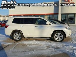 2010 Toyota Highlander Limited AWD  - Alloy Wheels
