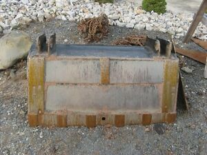 For sale 2 tractor buckets