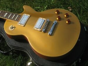 Gibson Les Paul Gold Top 2009