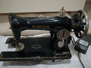 1924 Singer Manufacturing Co. Sewing Machine