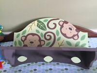 Baby room/ Nursery decorations JUNGLE/ MONKEY