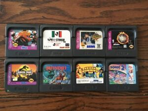 Jeux Sega Game Gear