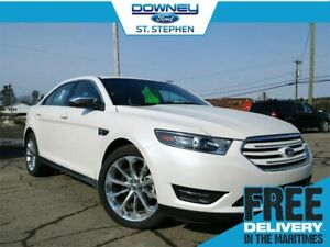 2018 Ford Taurus Limited AWD, Leather, Roof, Nav
