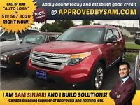 """LOANS MADE EASY - EXPLORER - TEXT """"AUTO LOAN"""" TO 519 567 3020"""