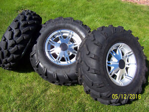 TIRES & RIMS CAN AM OUTLANDER MAX
