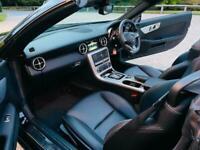 2017 Mercedes-Benz SLC SLC 250d Sport 2dr 9G-Tronic CONVERTIBLE Diesel Automatic