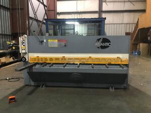2001 Haco-Atlantic TS2506 Hydraulic Shear  (#2035)