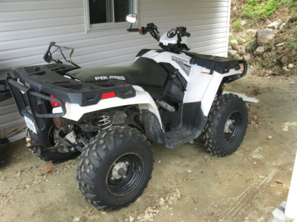 Used 2013 Polaris 500 HO