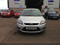 Ford Focus 1.8TDCi ( 115ps ) 2009.5MY Titanium GOOD SPEC