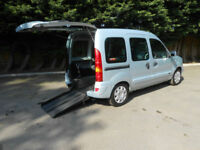 2007 Renault Kangoo 1.6 Auto Wheelchair Accessible Vehicle.