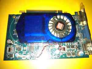 Desktop video card and ram