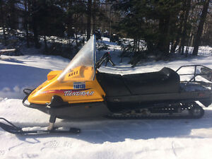 1997 Ski-Doo Tundra Long Track - mint condition machine made for