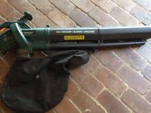 3 in 1 blower, vacuum cleaner and mulcher Darling Point Eastern Suburbs Preview