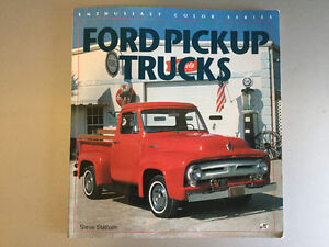 Ford Pickup Trucks Model A Model T Ranchero U15 Bronco F100 F250
