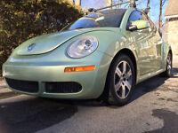 2008 Volkswagen New Beetle Cuir   75 000 km