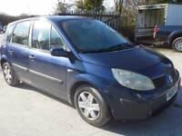 2005 Renault Scenic 1.6 VVT SPARES OR REPAIR
