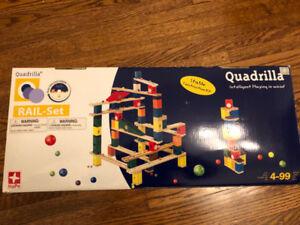 Hape Quadrilla Rail Set