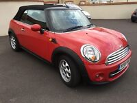 Mini Cooper D Convertible (Final reduction to sell )