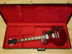 Epiphone Les Paul Studio W/Pro Setup and 50s Wiring