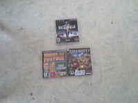 ps3 games 3 titles