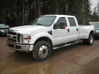 2008 Ford F-450 Lariat Pickup Truck 2 Year Warranty Included!!