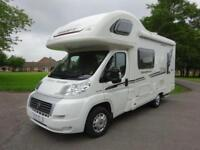 Swift sundance 590 rs 2012 end kitchen motorhome for sale
