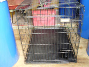 Petmate Dogs Cage 42 In Long.28 In High 30 In Wide..