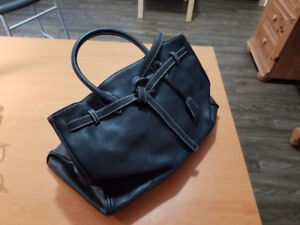 Genuine Bamford (Italy) leather Handbag