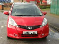 2011 Honda Jazz 1.4 i-VTEC EX 5dr CVT HATCHBACK Petrol Automatic
