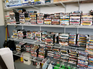 Adult and kid movies for sale