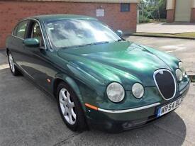 2004 54 Jaguar S-TYPE 2.5 V6 auto SE PLUS