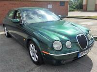 2004 54 Jaguar S-TYPE 2.5 V6 auto SE PLUS