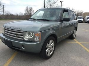 2003 Land Rover Range Rover HSE|Reverse Camera|Air-Suspension|