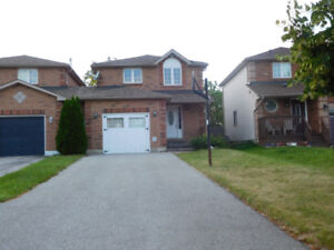 3 Bedrooms semi Linked By Garage Only with finished basement