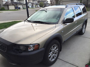 2004 Volvo XC70 2.5 T Wagon CROSS COUNTRY