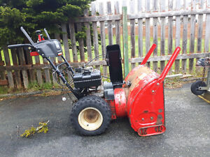 Snowblower mtd