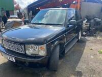 Range Rover vogue 2003 non runner ECU fault spares or repairs
