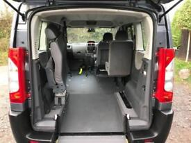2011 Peugeot Expert Tepee 2.0 HDi L1 Leisure 5dr WHEELCHAIR ACCESSIBLE VEHICL...