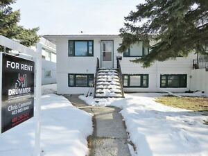 2 BEDROOM IN 4-PLEX IN CHINOOK PARK - INCLUDING ALL UTILITIES!