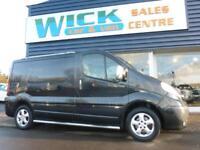 2014 Vauxhall VIVARO 2700 CDTI SPORTIVE SWB VAN *LOW MILES* Manual Medium Van
